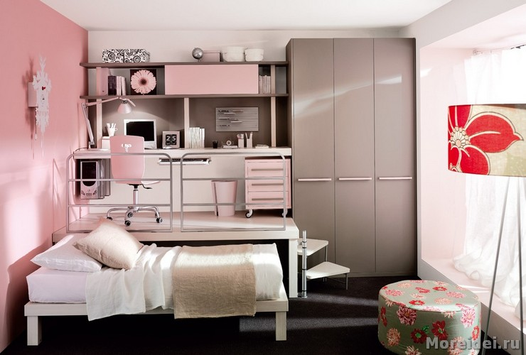 Charming Arrange Small Bedroom Gallery Best idea home design
