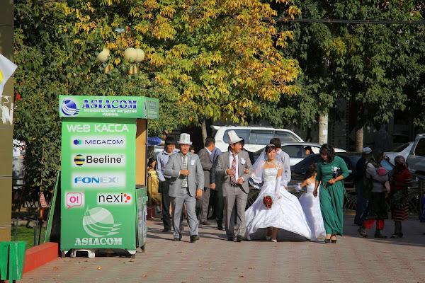 Kirghizistan, Och, mariage, © L. Gigout, 2012