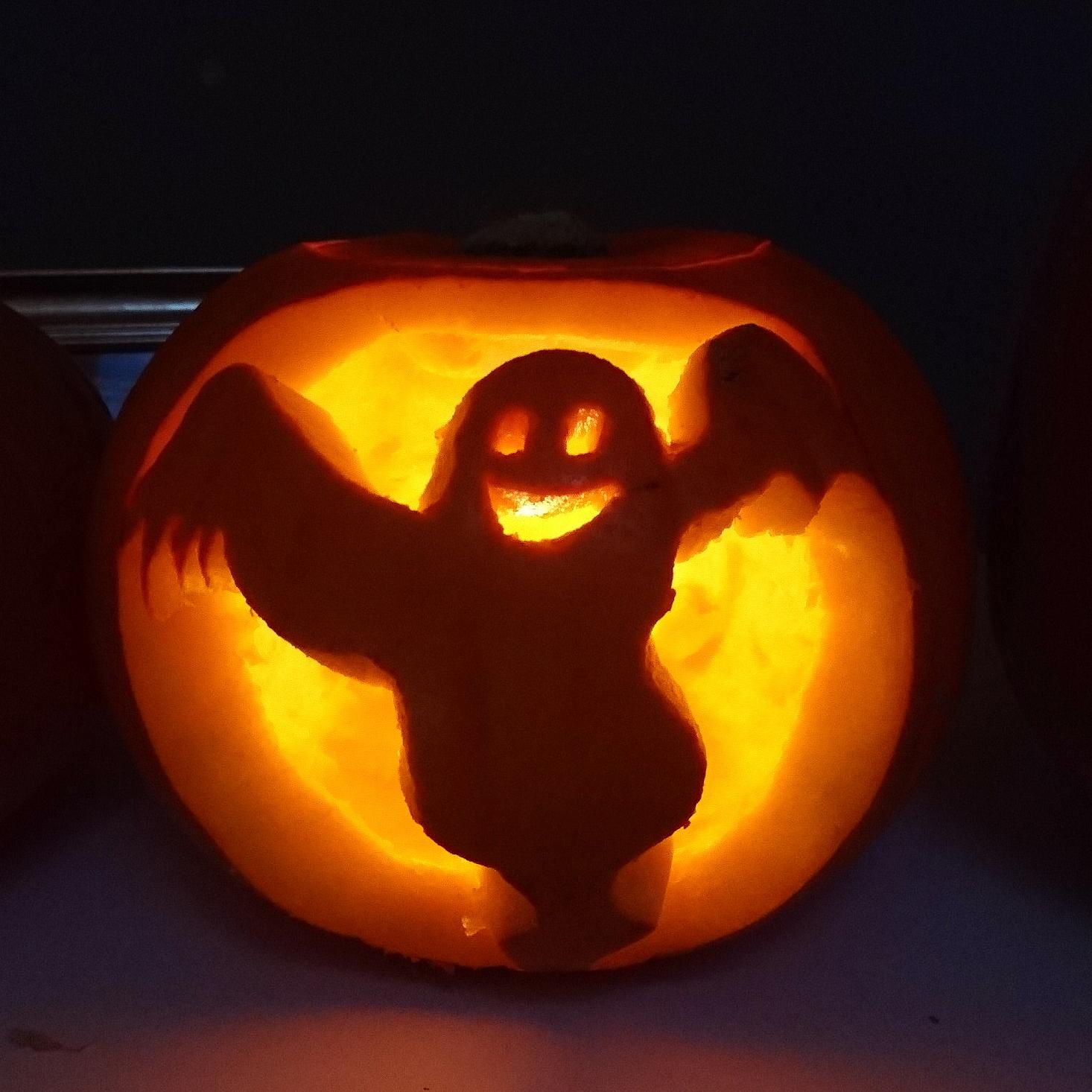 Kürbis schnitzen Vorlage | Halloween Tradition | Herbst Deko Ideen | judetta.de