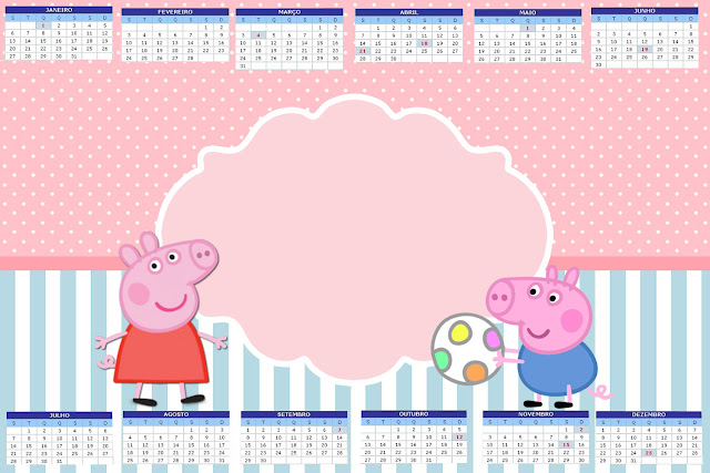 Peppa Pig Party Free Printables