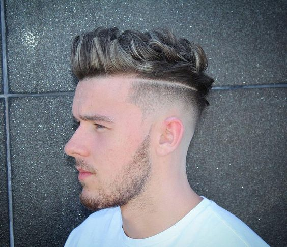 Ultimi tagli capelli corti uomo