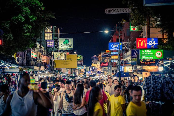 В Таиланде будут закрыты все развлекательные заведения — министр МВД
