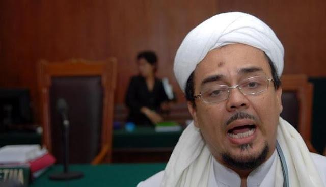 Profil Dan Biodata Habib Rizieq Syihab