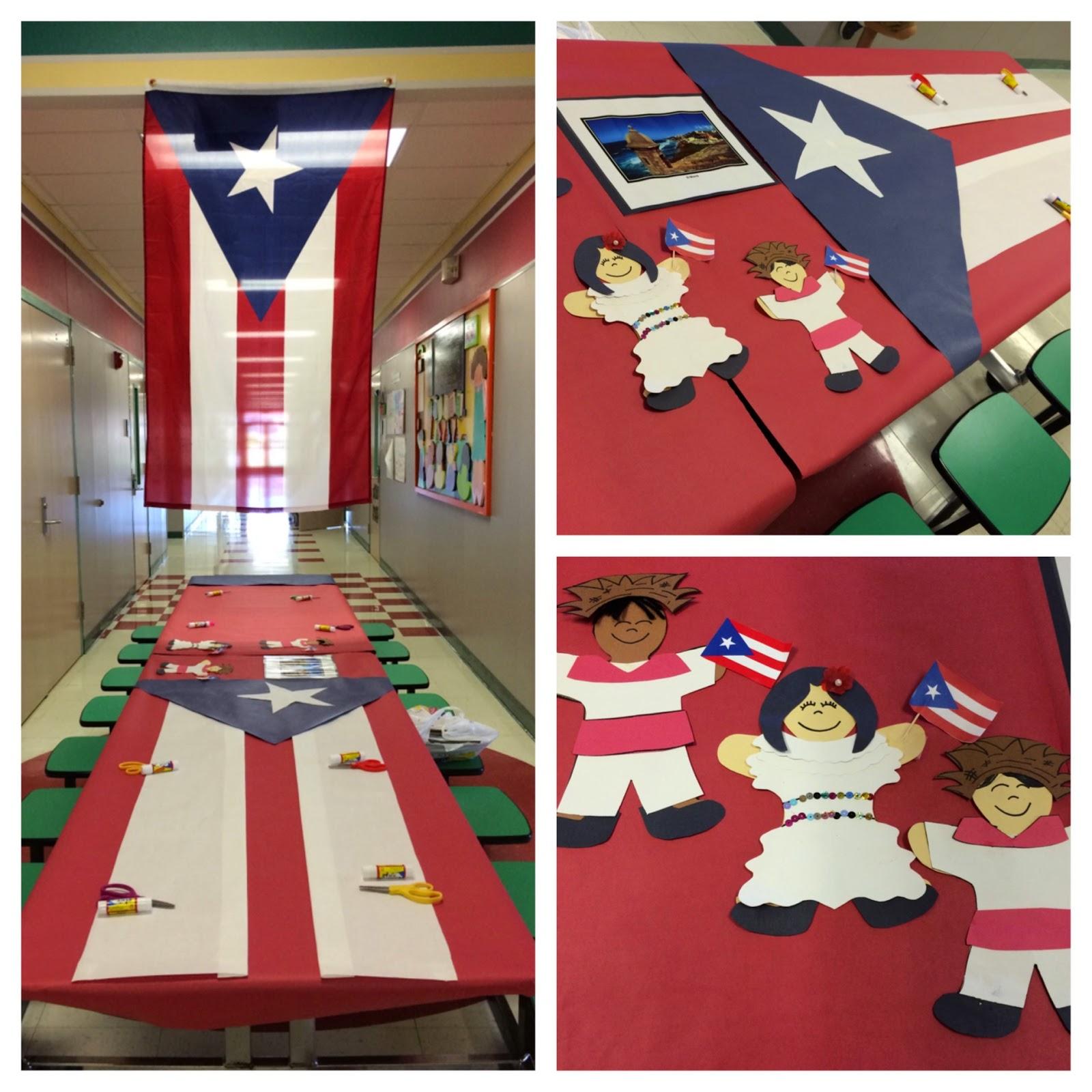 B is for bilingual celebrating with a spring in our steps - Como decorar un salon en navidad ...