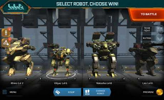 Free download War Robots Mod v2.8.0 Apk + Data For Android