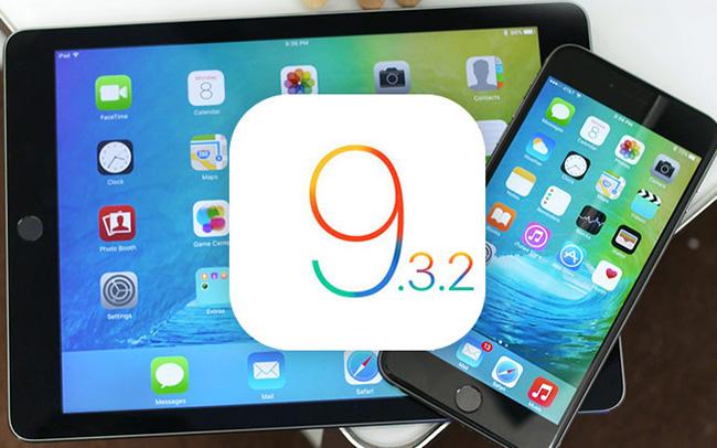 Download iOS 9.3.2 IPSW