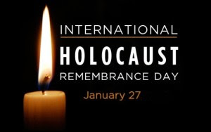 International Holocaust Remembrance Day observed on January 27th