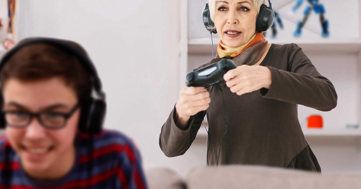 Mutter klinkt sich in Fortnite ein, um Sohn Bescheid zu geben, dass das Essen fertig ist