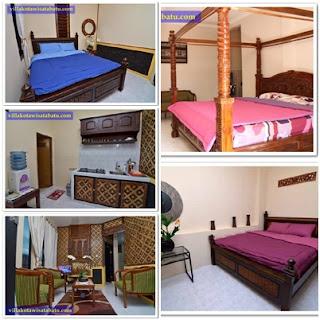 fasilitas homestay vilix kota batu