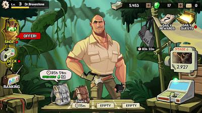 Jumanji The Mobile Game Apk Mod (Unlimited Money)
