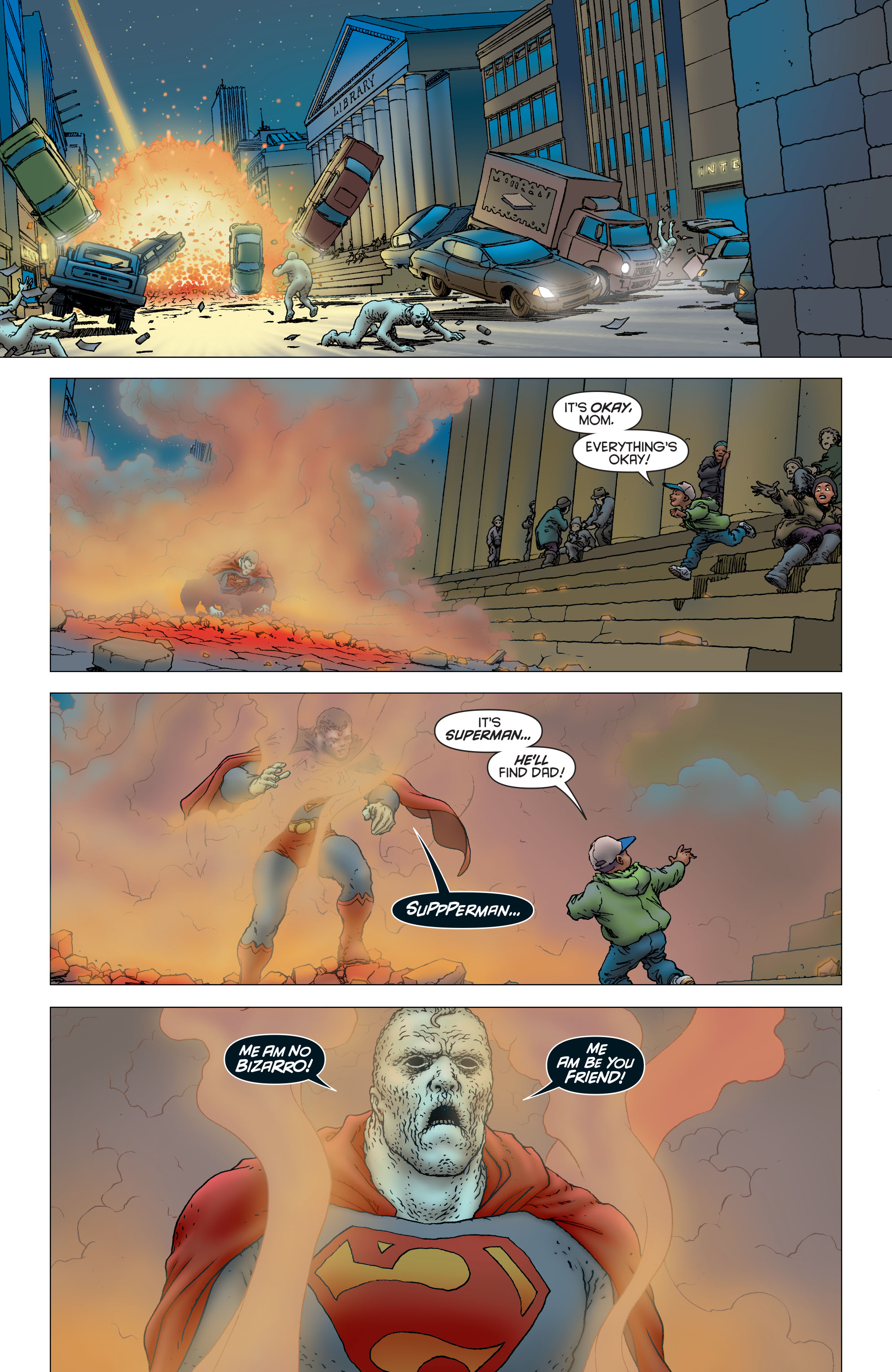 Read online All Star Superman comic -  Issue #7 - 10