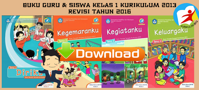 Buku Kurikulum 2013 Kelas 1 Sd Mi Semester 2 Edisi Revisi Tahun 2016 Info Seputar Madrasah
