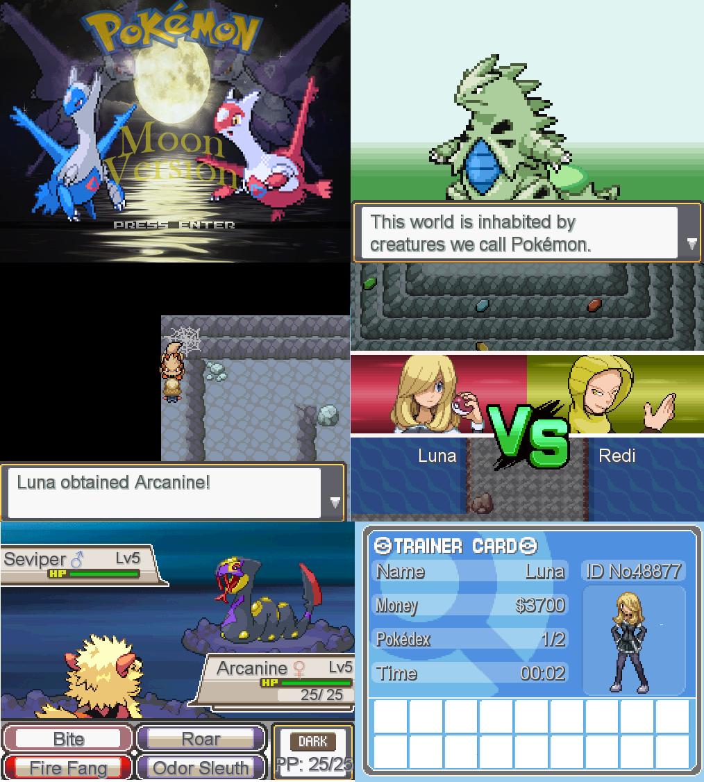 Pokemon Full Moon Version (PC)