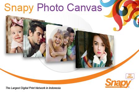 Tips Cetak Foto Media Kanvas