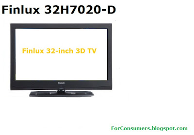 Finlux 32-inch 3D TV review