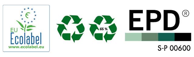 etichette ecologiche