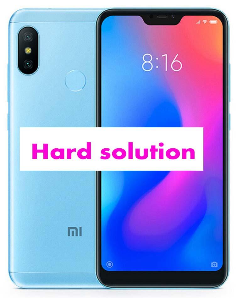 Redmi Xiaomi 6 Pro edl Test Point Free - Hard Solution A-Z