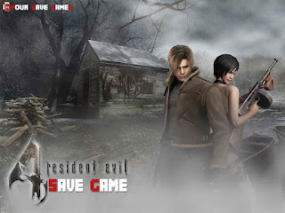 RE4 100 PC Save Game