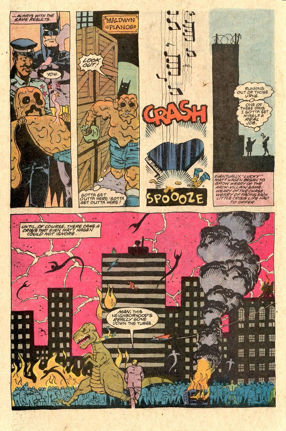 Read online Secret Origins (1986) comic -  Issue #44 - 27