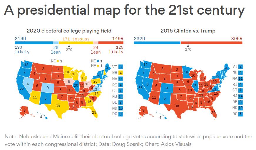 élections présidentielles 2020 carte Les Tours de Laliberté: Carte pour l'élection présidentielle de
