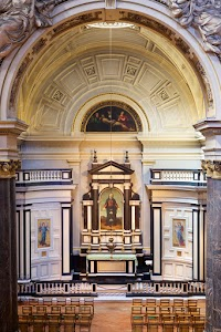 A Tour of the London Oratory: Chapel of the Seven Dolours of the Blessed Virgin Mary