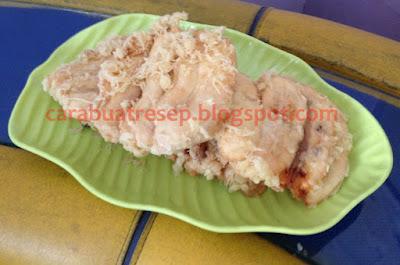 Foto Resep Pisang Goreng Pontianak Kremes Crispy Sederhana Spesial Renyah Asli Enak