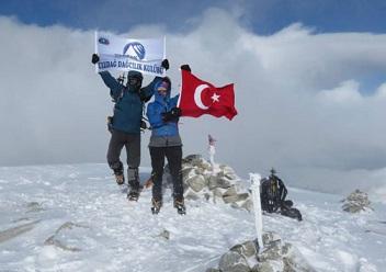 Bulgaristan göçmenleri,Pirin dağında Türk bayrağı dalgalandırdı