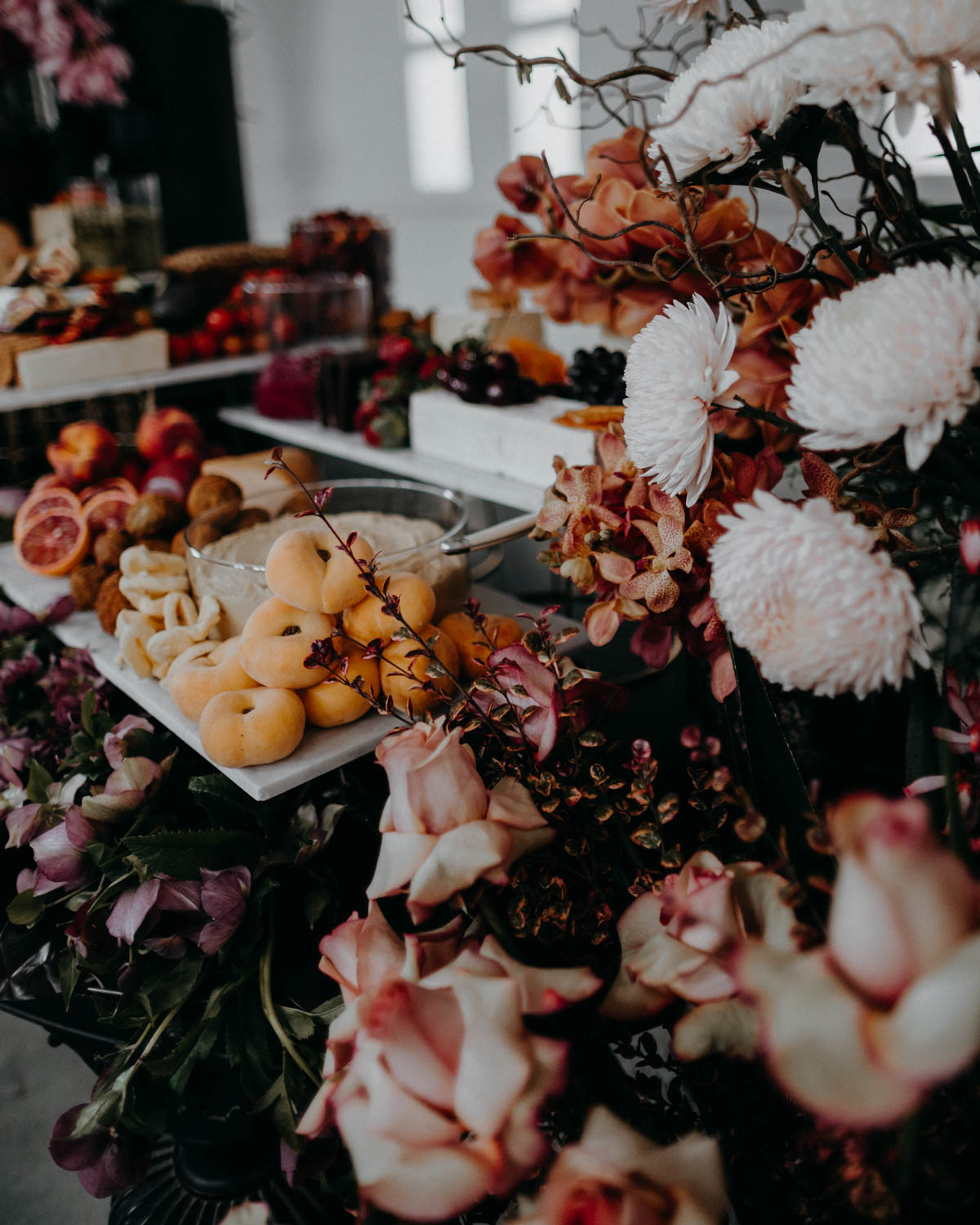 jule mouawad photography melbourne wedding catering grazing tables eco-conscious wedding food