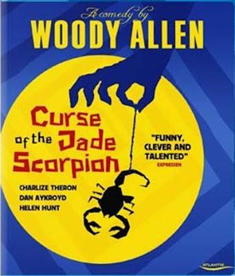 Resultado de imagem para o escorpião de jade woody allen
