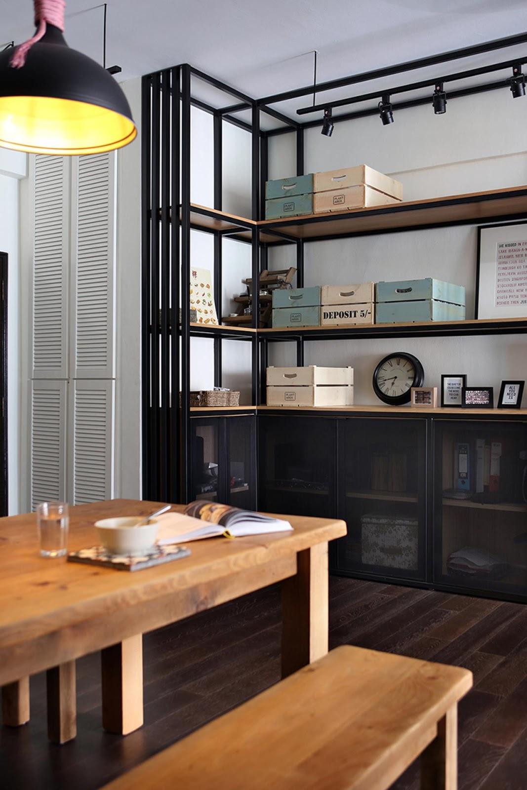 Home Design Ideas Malaysia: Malaysia Home Renovation Blog: Condo House Idea 11: The