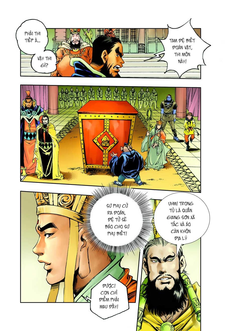 Tây Du Ký màu - Chapter 89 - Pic 7