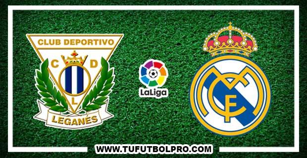 Ver Leganés vs Real Madrid EN VIVO Por Internet Hoy 5 de Abril 2017