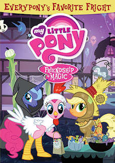 MLP Everypony's Favorite Frights DVD by Shout Factory