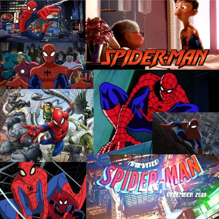 Animated Spider-Man