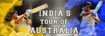 India vs Australia 2014 Cricket Schedule