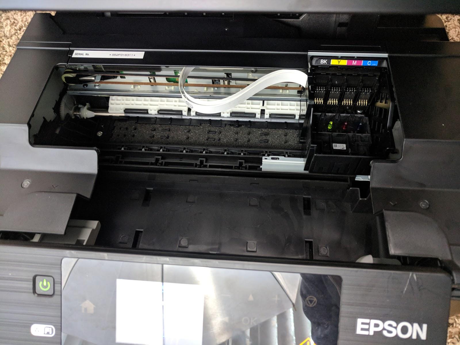 Epson L380 Linux Driver