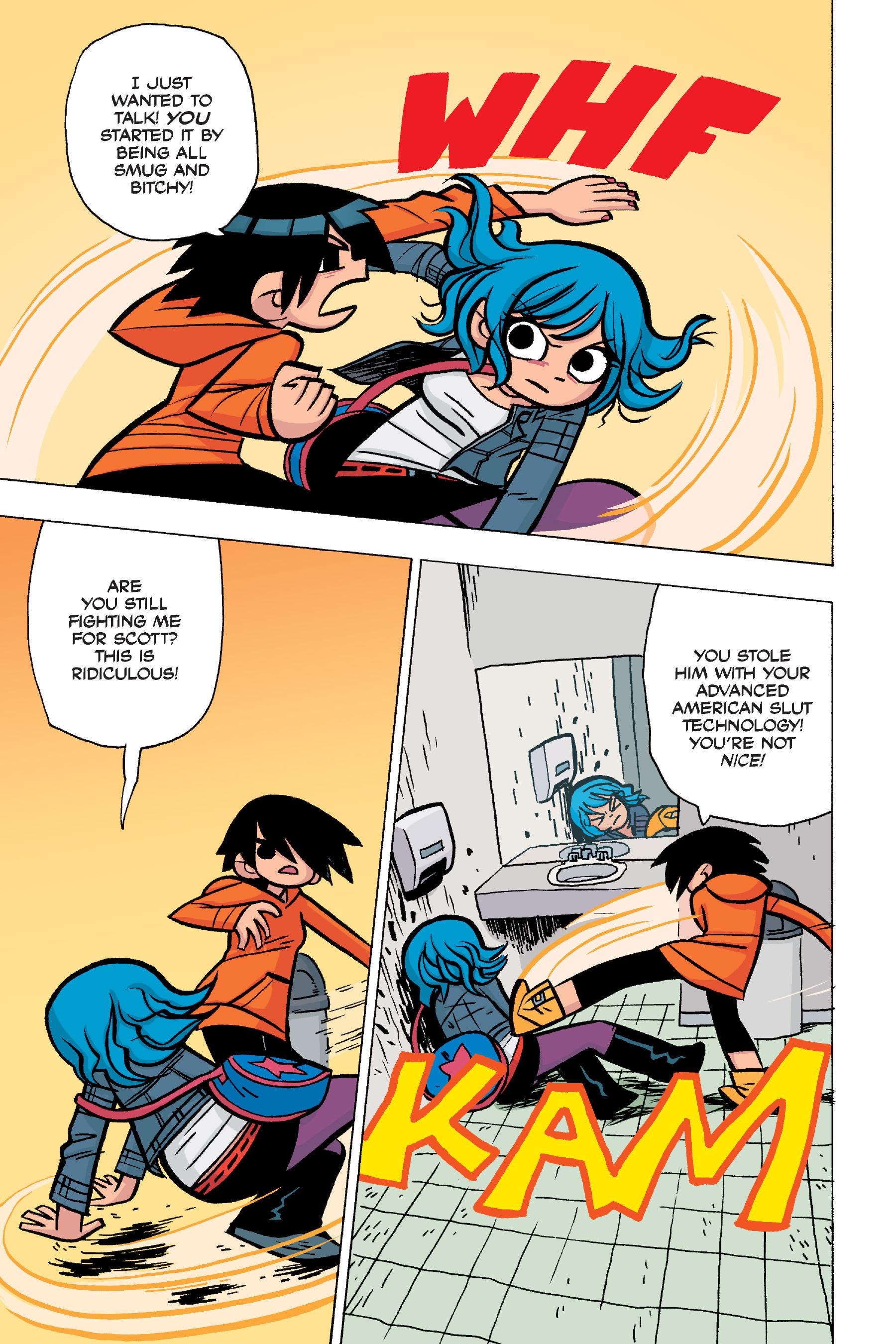 Read online Scott Pilgrim comic -  Issue #5 - 52