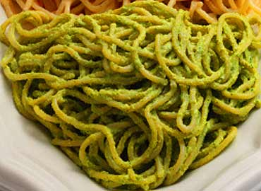 La Buena Cocina Recetas Y Tips Para El Hogar Spaghetti Verde
