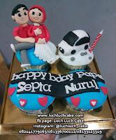 Cupcake Ulang Tahun Untuk Cowok Dewasa