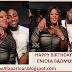 Davido and Eniola Badmus Looking cute in New Photo ( Eniola Badmus's  Birthday Pictures)