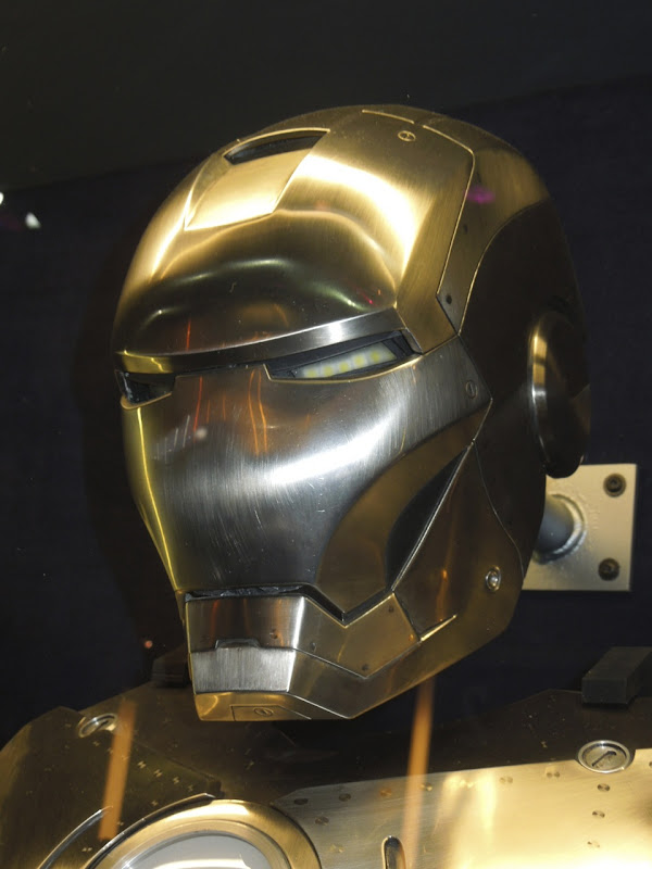 Original Iron Man Mark II helmet