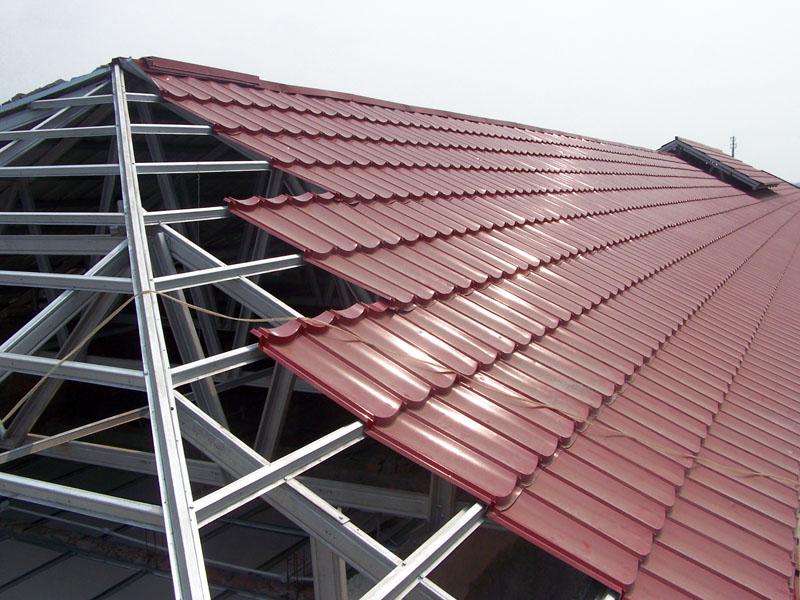 baja ringan ekspose seputar rangka atap ekpose jasa konstruksi