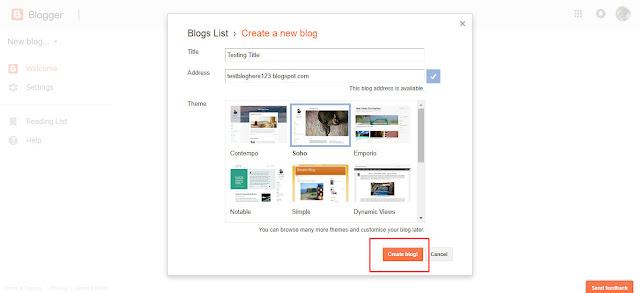 google par apni website kaise banaye