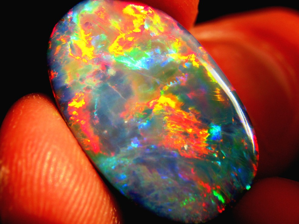 Is Black Opal Natural