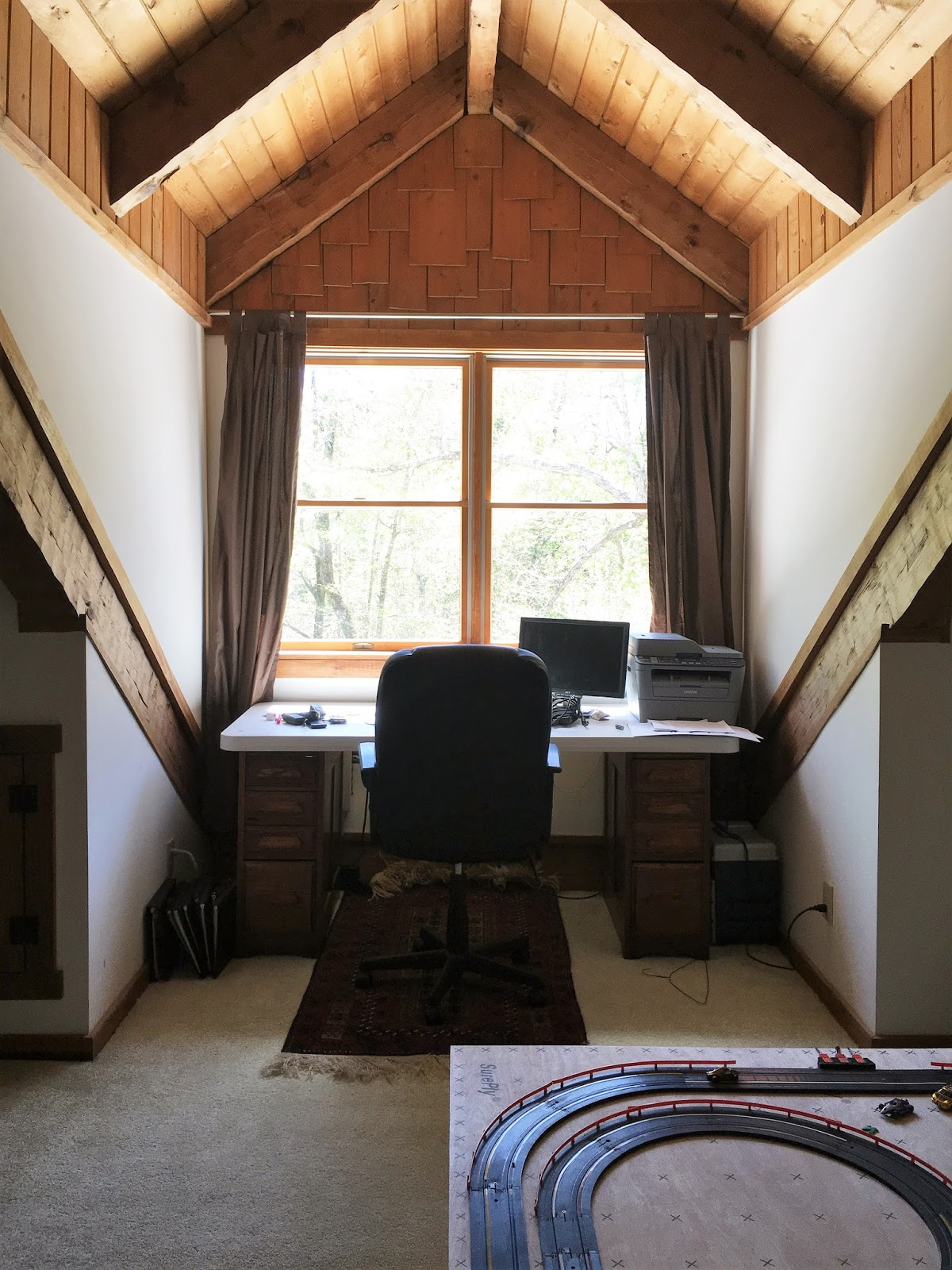 home office cabin. One Room Challenge [Modern Rustic Home Office] Week 2 - Inspiration And Plans Office Cabin .