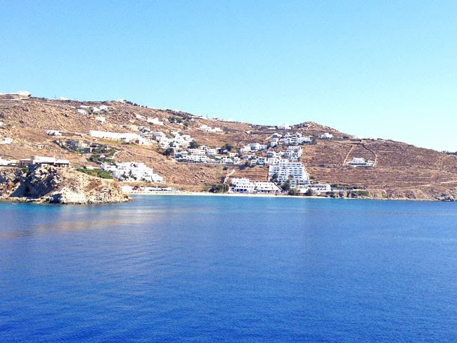 Mykonos island history, origins and the name
