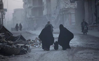 Χιλιάδες γυναίκες φυλακισμένες στη Συρία