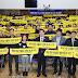 평창동계올림픽 북한선수단 광명시 응원단 발족