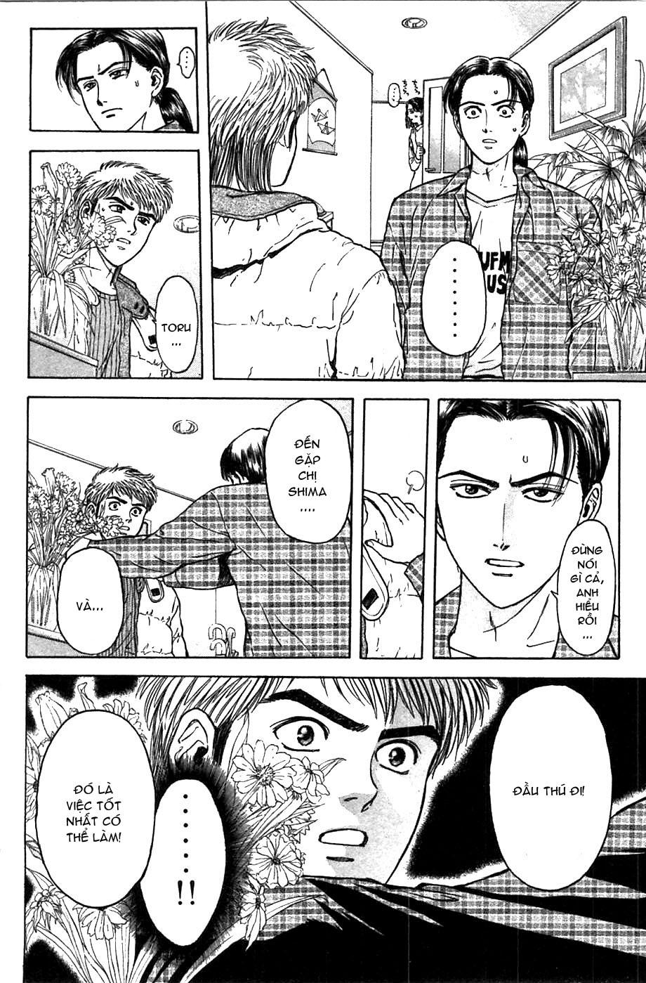 Psychometrer Eiji chapter 43 trang 15