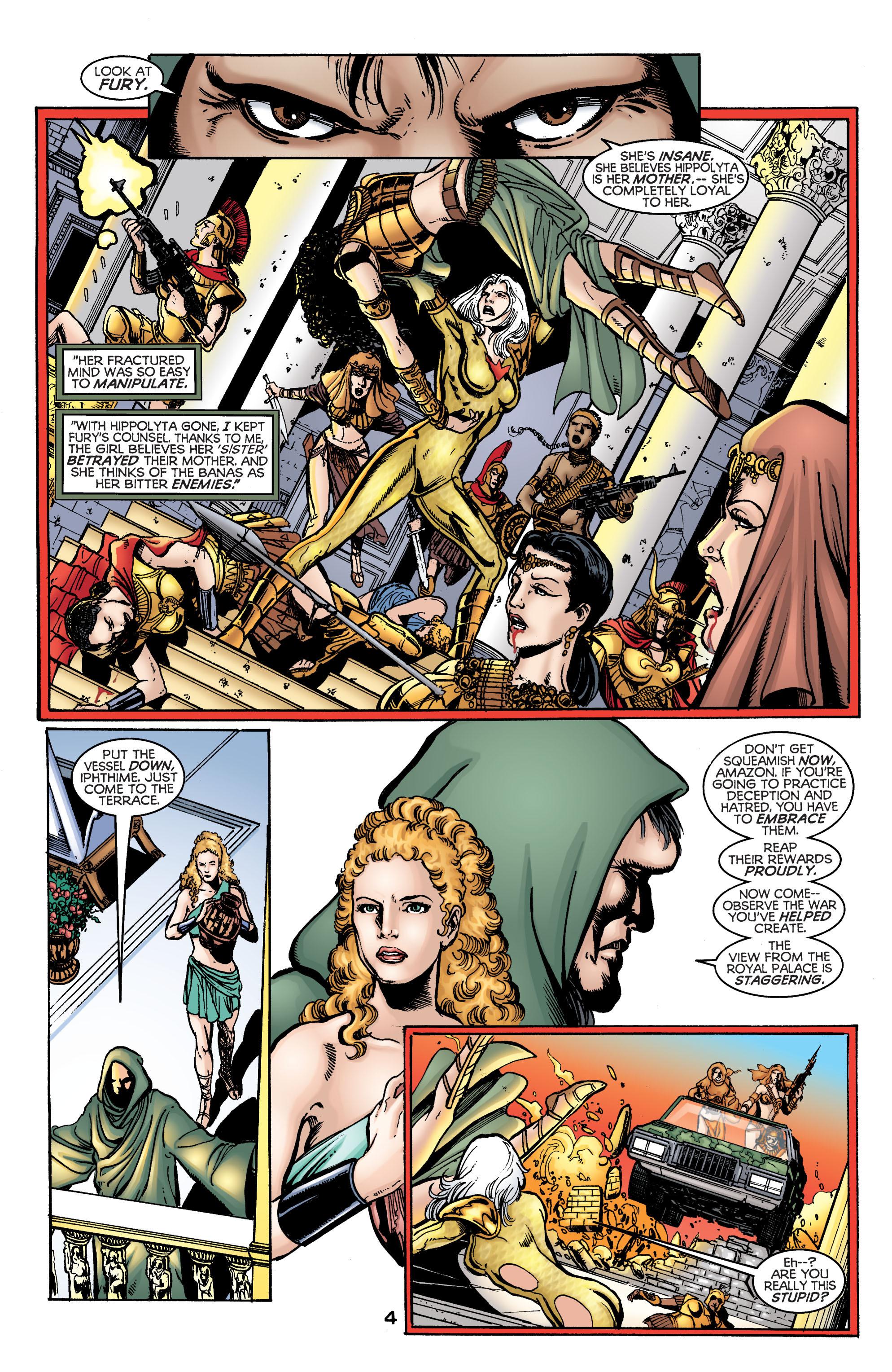 Read online Wonder Woman (1987) comic -  Issue #169 - 5